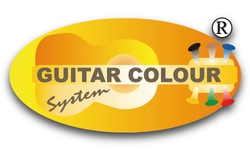 Logo Guitar Colour System